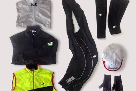 The perfect Spring cycling wardrobe
