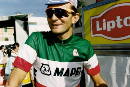 Parentini and the rise of the Mapei superteam