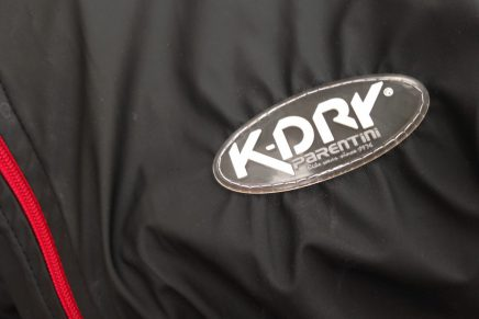 K-Dry and the art of keeping dry when cycling