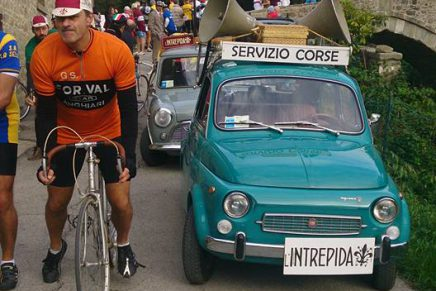 Stepping back in time with Parentini at L'Intrepida 2015